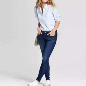 Women's Mid-Rise Skinny Jeans - Universal Thread